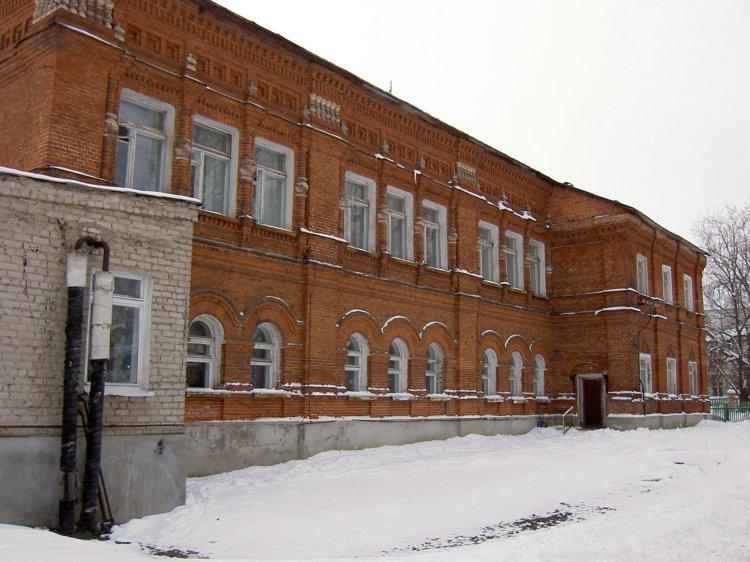 Церковь Воздвижения Креста Господня (Николая Чудотворца), Мишеронский (Мишеронь)