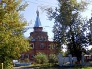 Мишеронский (Мишеронь). Воздвижения Креста Господня (Николая Чудотворца), церковь