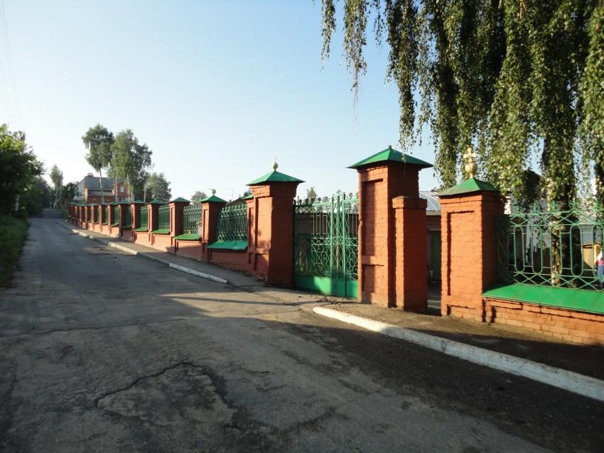 Знаменский женский монастырь, Кострома