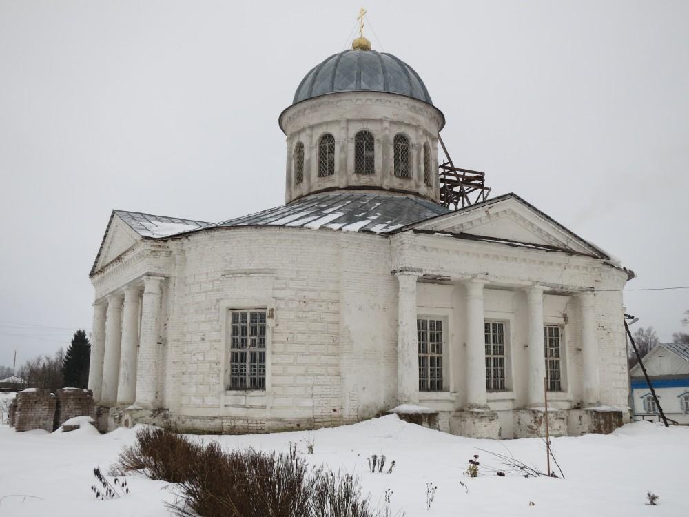 Церковь Спаса Преображения, Солигалич