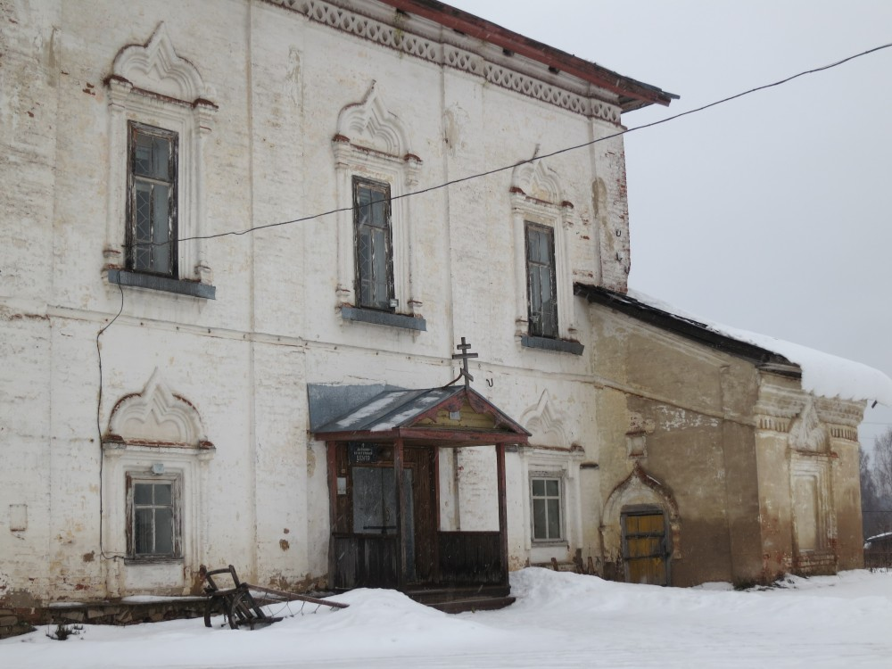 Церковь Николая Чудотворца, Солигалич