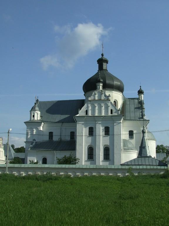 Никольский монастырь. Церковь Николая Чудотворца, Могилёв