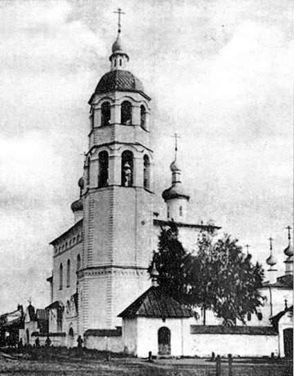 Церковь Вознесения Господня, Кинешма