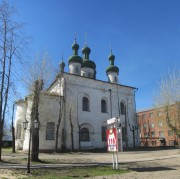Церковь Вознесения Господня - Кинешма - Кинешемский район - Ивановская область