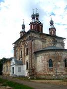 Церковь Вознесения Господня - Парское - Родниковский район - Ивановская область