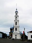 Церковь Георгия Победоносца в колокольне - Юрьевец - Юрьевецкий район - Ивановская область