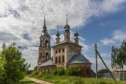 Церковь Вознесения Господня - Введеньё - Шуйский район - Ивановская область