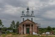 Церковь Николая Чудотворца - Чернцы - Шуйский район - Ивановская область