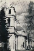 Церковь Троицы Живоначальной на Аристовом погосте - Пречистое - Щёлковский район - Московская область