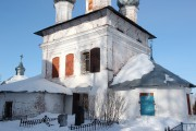 Церковь Спаса Преображения - Некрасовское - Некрасовский район - Ярославская область