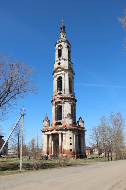 Церковь Никиты мученика, Поречье-Рыбное