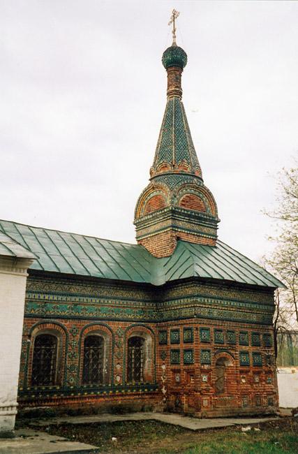 Церковь Тихвинской иконы Божией Матери, Ярославль