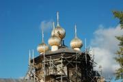 Лядинский погост. Церковь Богоявления Господня - Лядины - Каргопольский район - Архангельская область