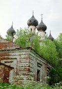 Церковь Николая Чудотворца - Углец, урочище - Вичугский район - Ивановская область