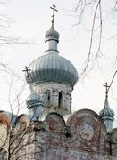 Церковь Вознесения Господня - Новопокровское, урочище - Кинешемский район - Ивановская область