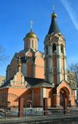 Железнодорожный. Новомучеников и исповедников Церкви Русской, церковь