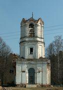 Церковь Успения Пресвятой Богородицы - Пешково - Кинешемский район - Ивановская область