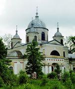 Церковь Воскресения Христова - Воскресенское Старое - Лухский район - Ивановская область