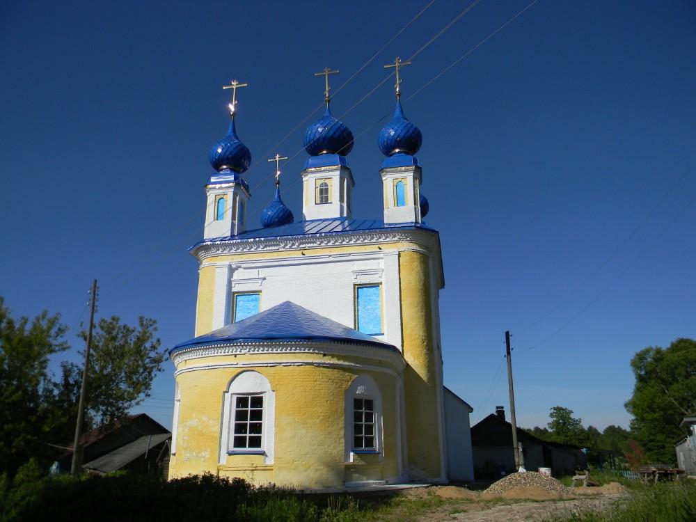 Церковь Благовещения Пресвятой Богородицы, Благовещенье