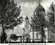 Верхняя Теча. Введенский женский монастырь