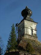 Церковь Димитрия Солунского - Воскресенское, урочище - Заволжский район - Ивановская область