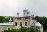 Церковь Богоявления Господня - Рябово - Лухский район - Ивановская область