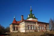 Церковь Иоанна Милостивого - Княжиха - Бежецкий район - Тверская область