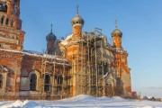 Церковь Рождества Христова - Седельницы - Комсомольский район - Ивановская область