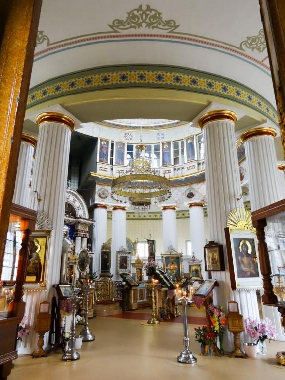 Церковь Александра Невского в честь победы России над Наполеоном, Рига