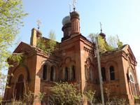 Церковь Спаса Нерукотворного Образа - Егорьевское - Княгининский район - Нижегородская область