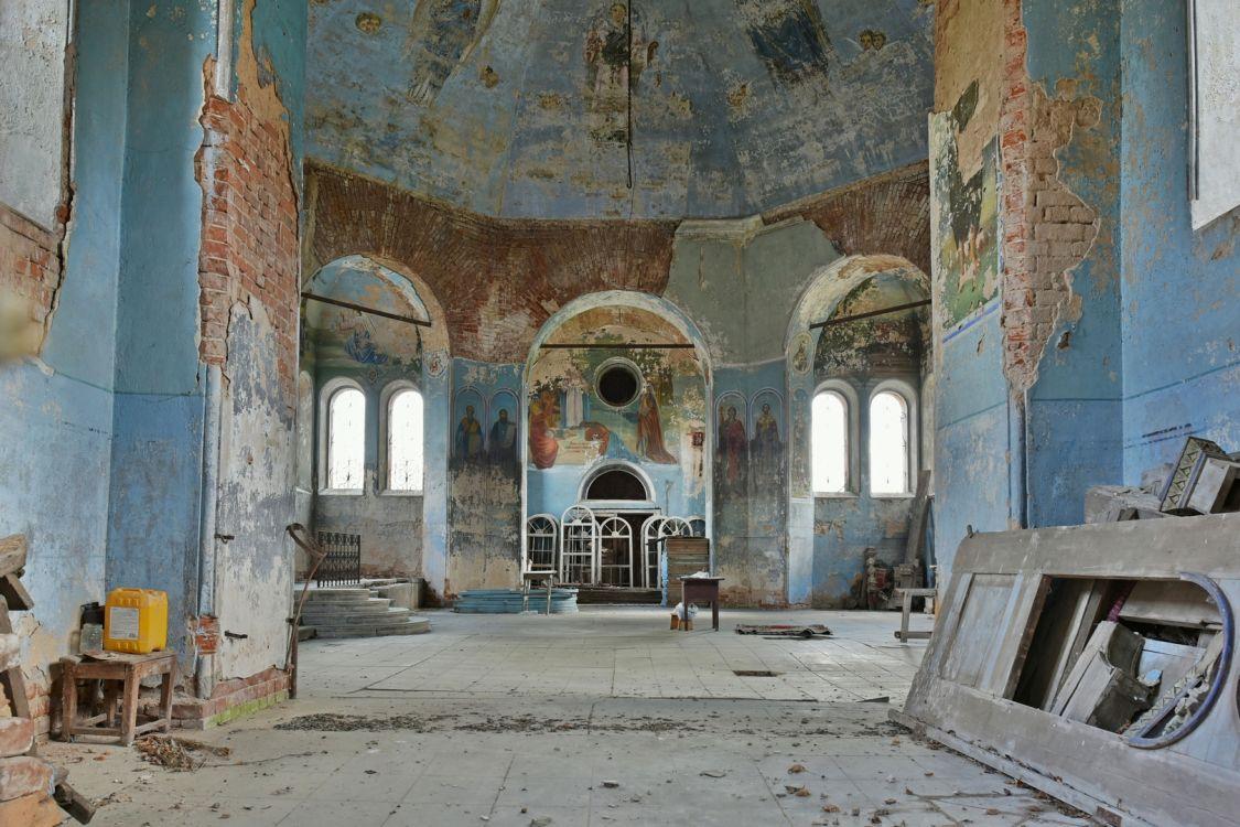 Церковь Спаса Нерукотворного Образа, Егорьевское