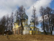 Церковь Рождества Пресвятой Богородицы - Пенино - Сланцевский район - Ленинградская область