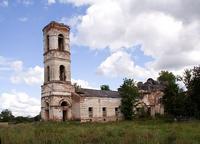 Церковь Троицы Живоначальной - Каменка - Максатихинский район - Тверская область