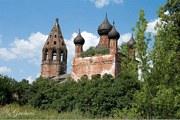 Церковь Николая Чудотворца - Семёно-Сарское - Комсомольский район - Ивановская область