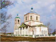 Церковь Троицы Живоначальной - Заястребье - Судогодский район и г. Радужный - Владимирская область
