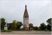 Колокольня церкви Троицы Живоначальной - Аньково - Ильинский район - Ивановская область