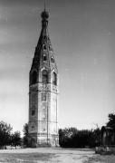 Аньково. Троицы Живоначальной, колокольня церкви