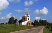 Церковь Спаса Нерукотворного Образа - Ивашево - Ильинский район - Ивановская область
