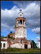 Церковь Воскресения Христова - Воскресенское - Лежневский район - Ивановская область