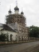 Церковь Троицы Живоначальной - Холуй - Южский район - Ивановская область