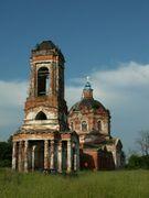 Церковь Иоакима и Анны - Алексино - Савинский район - Ивановская область