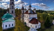Церковь Димитрия Солунского - Погост Дмитрия Солунского - Ильинский район - Ивановская область