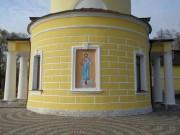 Церковь Покрова Пресвятой Богородицы (Всех Святых) на Кокуевском кладбище - Сергиев Посад - Сергиево-Посадский район - Московская область