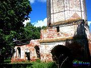 Церковь Богоявления Господня - Юрьевское - Фурмановский район - Ивановская область