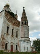 Церковь Иоанна Предтечи - Шухомош - Фурмановский район - Ивановская область