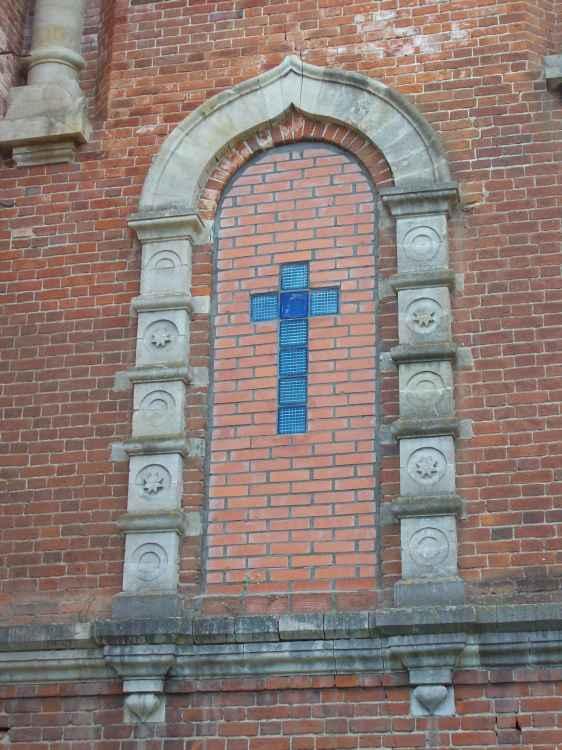 Церковь Петра и Павла, Иваньково