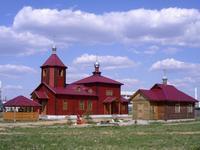 Церковь Александра Невского - Вязьма-Брянская - Вяземский район - Смоленская область