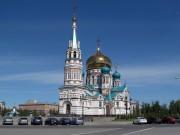 Кафедральный собор Успения Пресвятой Богородицы (воссозданный)-Омск-г. Омск-Омская область-kinyava
