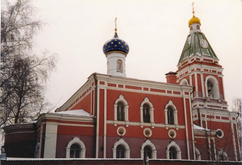 Церковь Рождества Пресвятой Богородицы, Балашиха