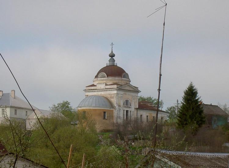 Церковь Воскресения Христова, Торжок